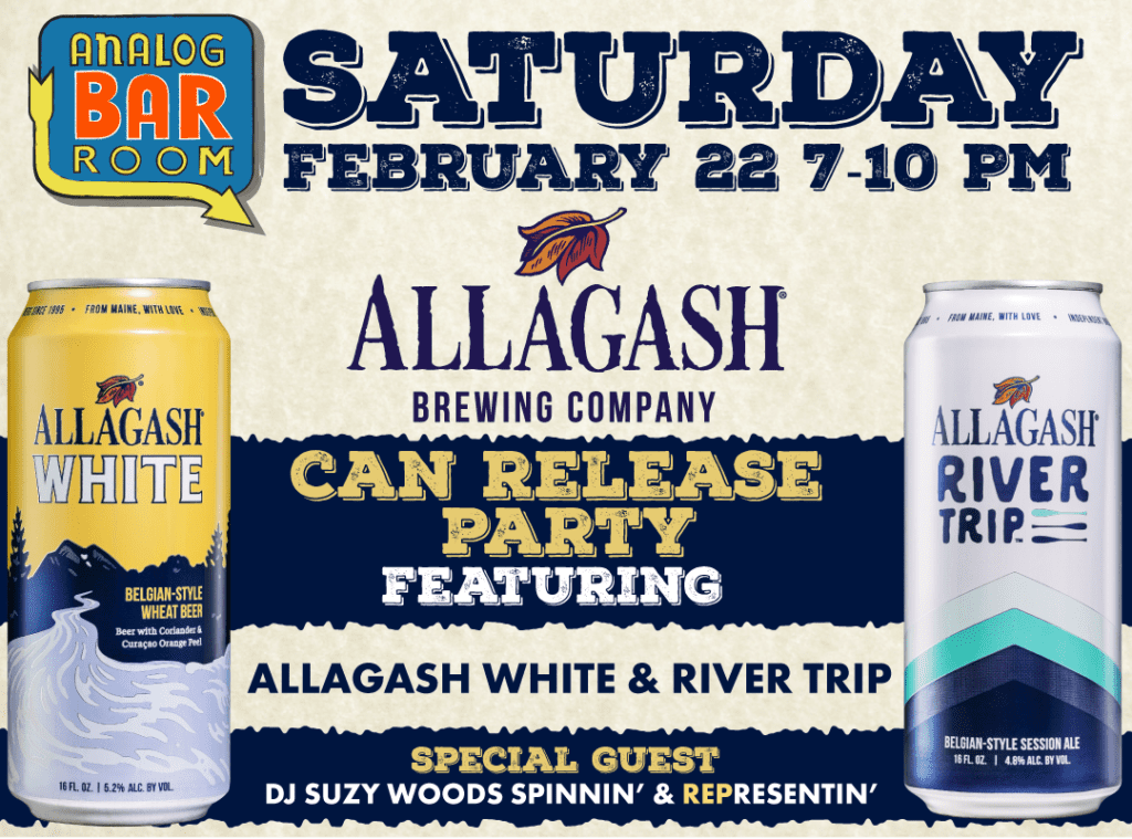 Allagash Can Launch