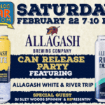 Allagash Can Launch