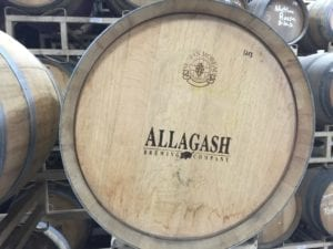 Allagash Barrel
