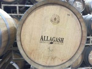 Allagash Barrel