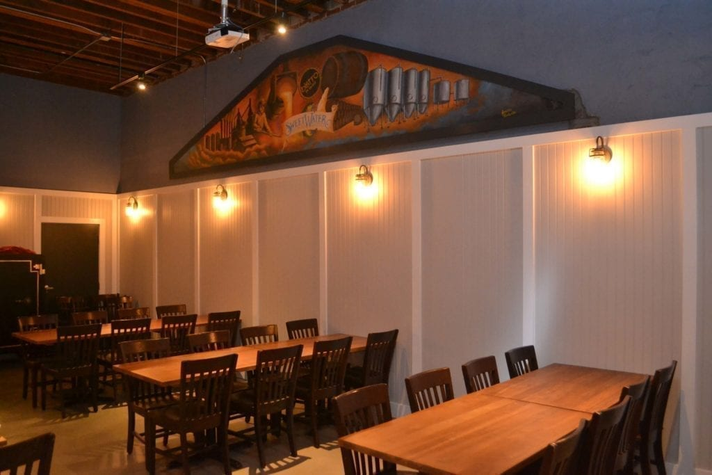 The Beer Bistro Private Party Room