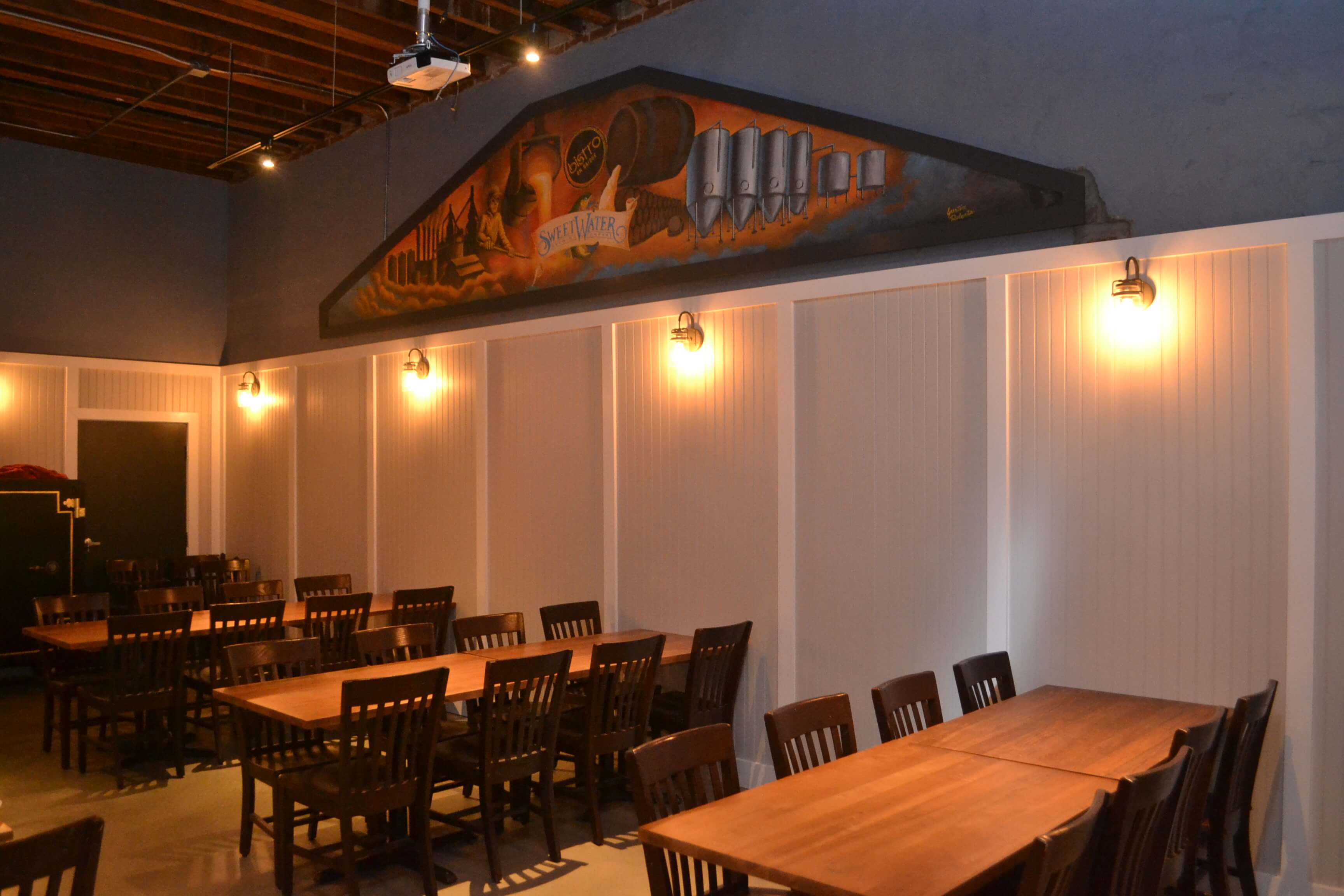 SweetWater Private Party Room