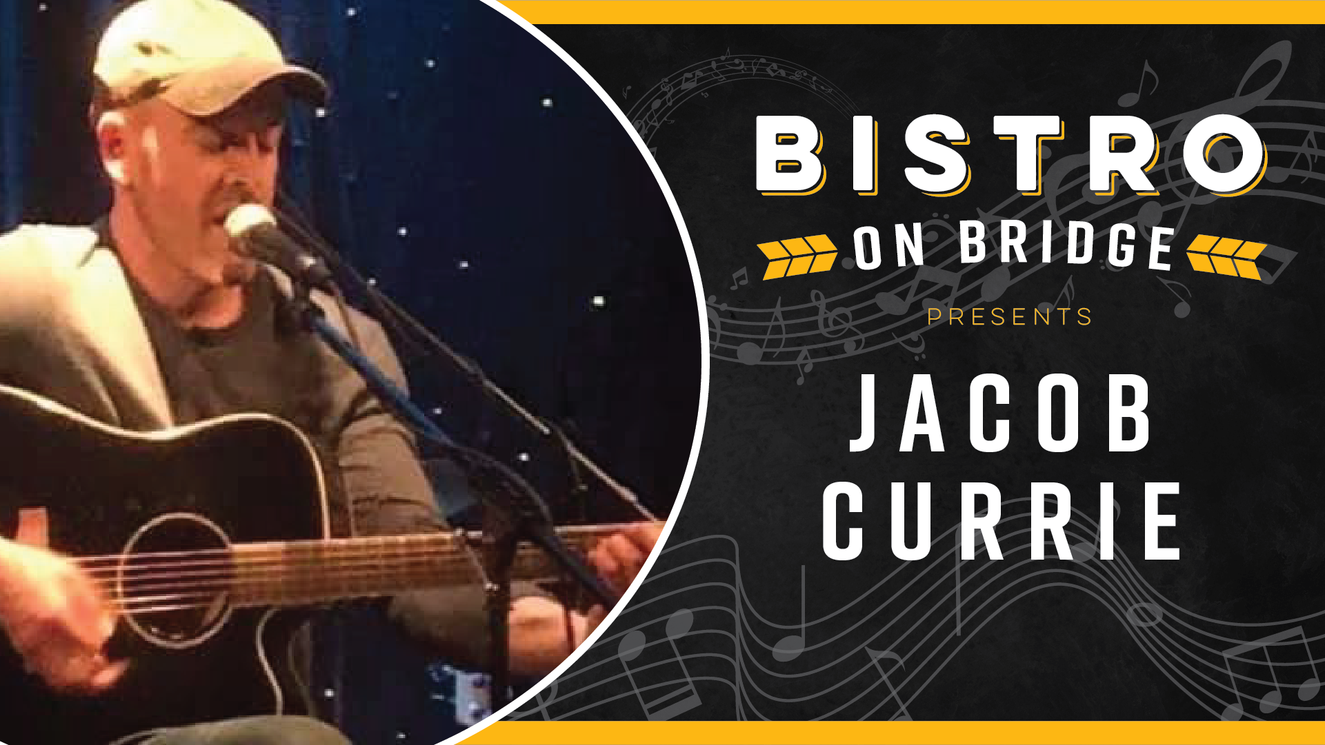 Jacob Currie - Bistro