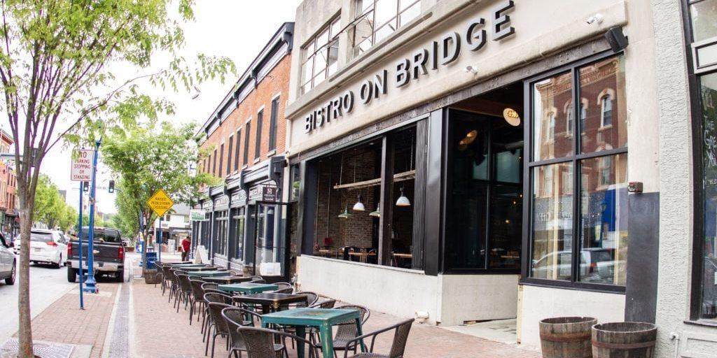 Bistro on Bridge Al Fresco