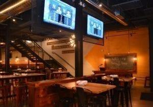 Corner of Bar