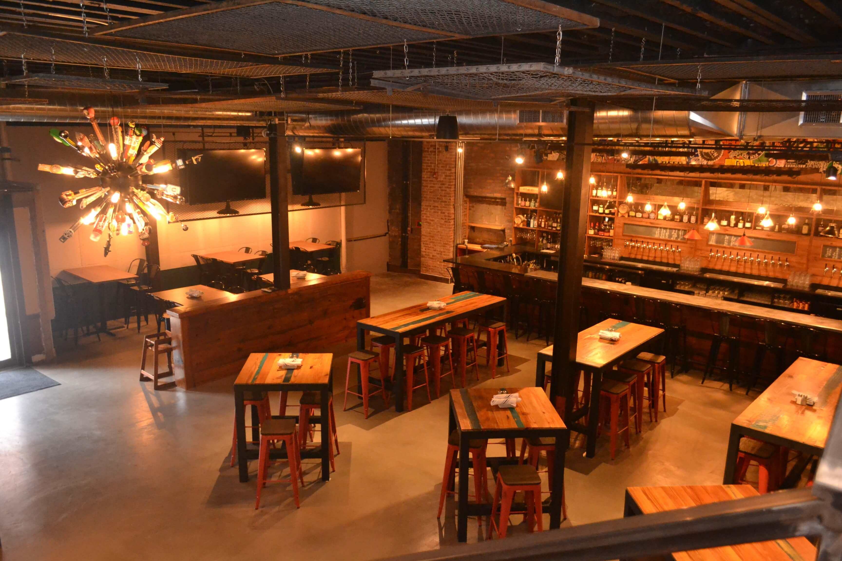 Bistro On Bridge Phoenixville Restaurant Bar